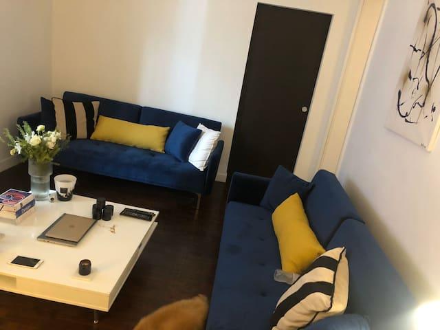 Chambre privée dans logement standing