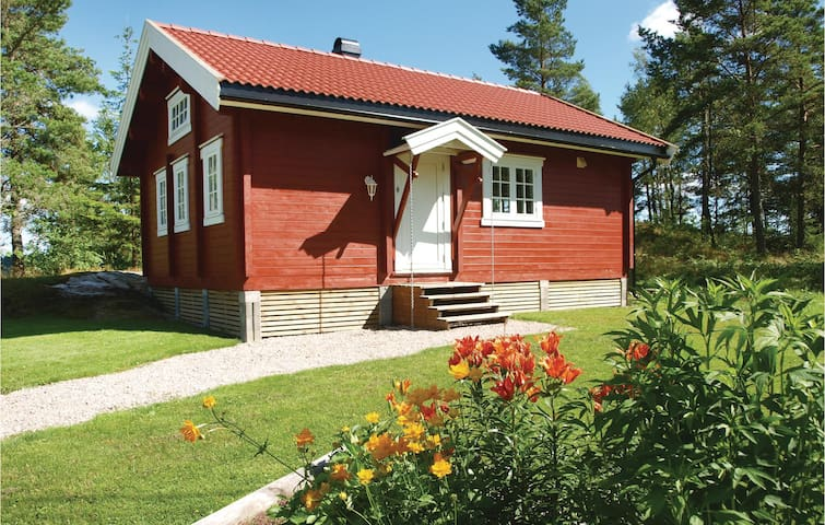 Holiday cottage with 2 bedrooms on 50 m² in Sarpsborg