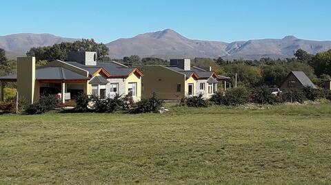 Cabañas de los Tios .. una Ventana a la Sierra 1