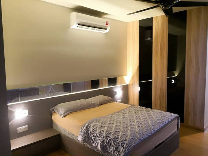 Studio surrounded by amenities @ Bangsar South, KL