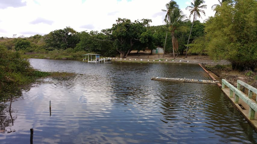 Chácara Xapuri, Paraíso no Paracuru - Paracuru - กระท่อม