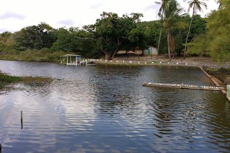 Chácara Xapuri, Paraíso no Paracuru - Paracuru - Hytte
