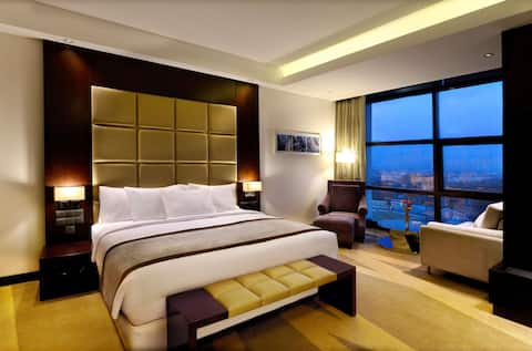 Private Junior Suite With Double Bed At Chittagong