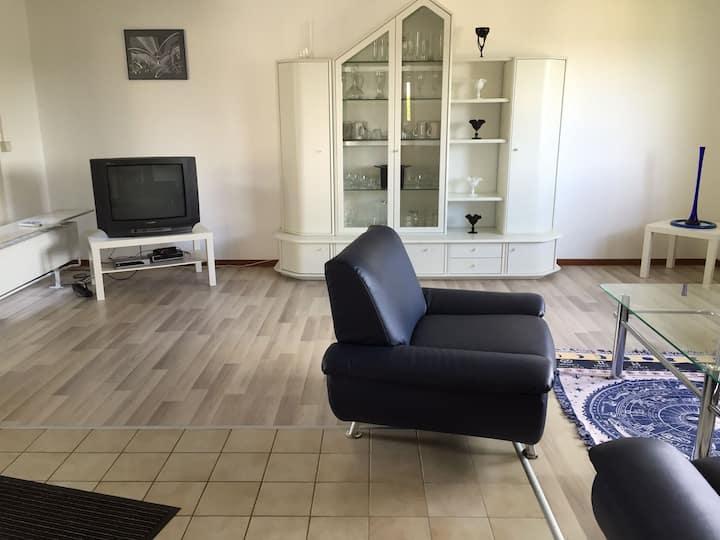 Haus Elvira, (Horb), Ferienbungalow Rauschbartblick, 130qm mit 3 Schlafzimmer für max. 6 Personen