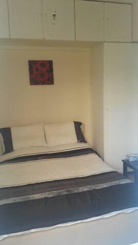Bedroom New mattress bought in October 2018.