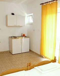 Studio flat with balcony Žuljana, Pelješac (AS-4576-b) - Žuljana