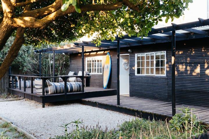 Scarborough Beach cottage.