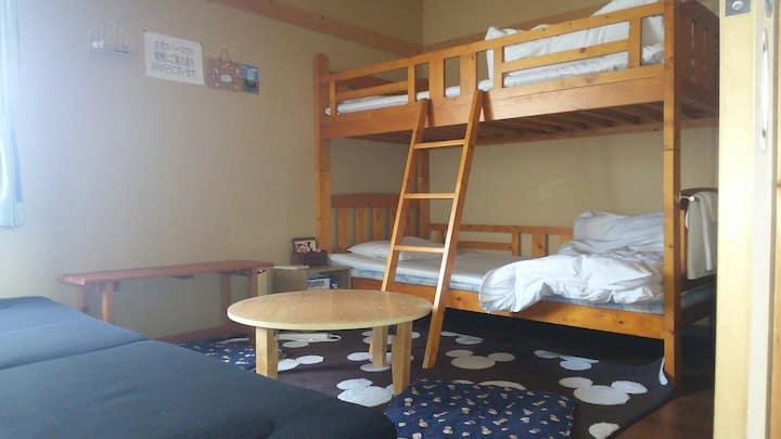 Imodango mura Private room 6 tatami
