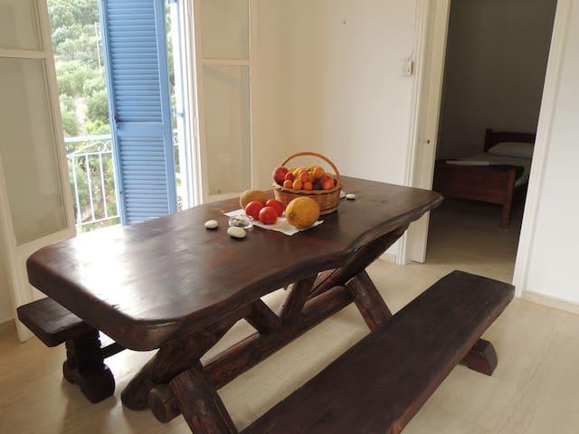 Villa Mary - 4 εξοπλισμένα διαμερίσματα - Kaminaki