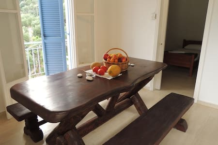 Villa Mary - 4 εξοπλισμένα διαμερίσματα - Kaminaki - Apartment