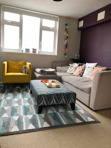 Cozy London flat mins from the tube, park & pubs