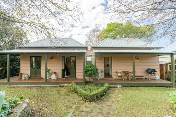 A country cottage in the city - Croydon - Casa