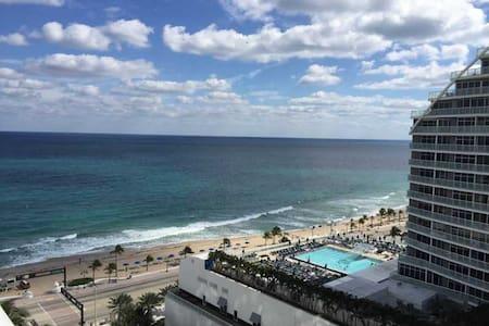 King Suite  at the Fort Lauderdale Hilton resort - Fort Lauderdale - Társasház