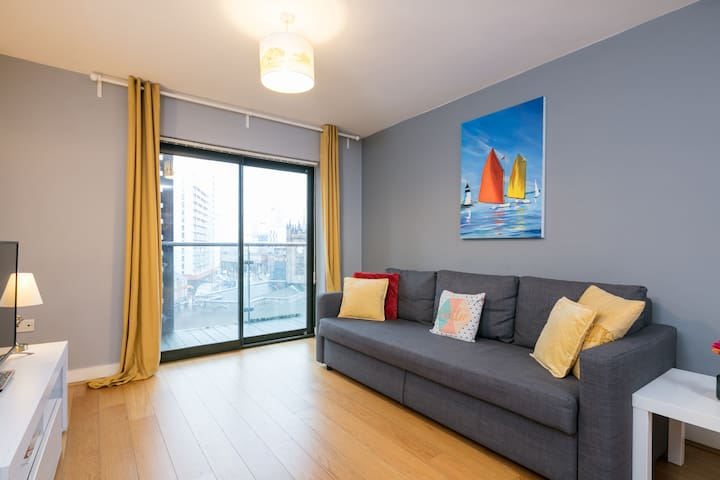 Elegant and comfortable flat in the city centre