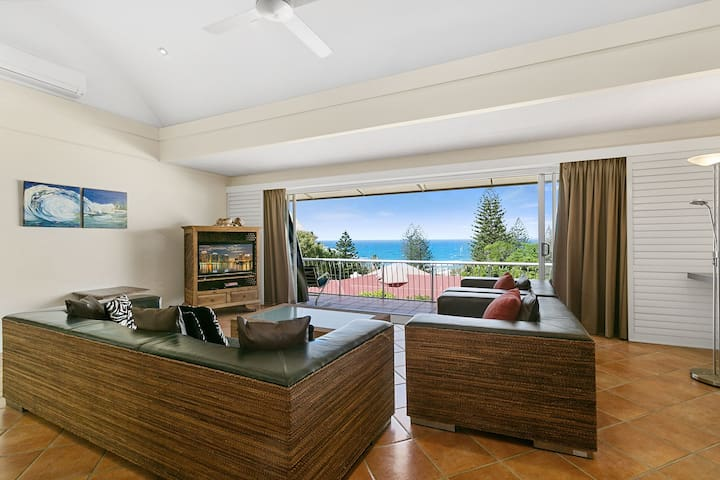 Cascades - Spectacular views - Beach apartment