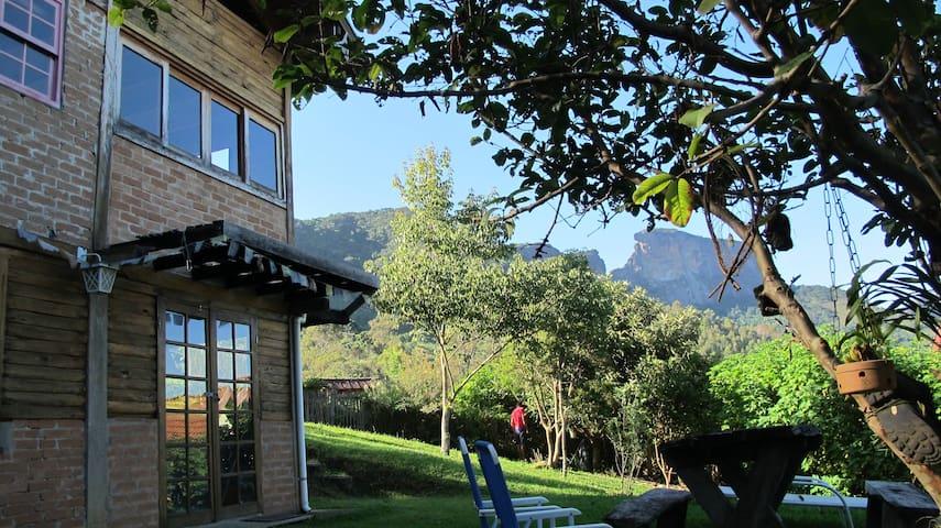 Casa da Montanha - São Bento do Sapucaí - Casa