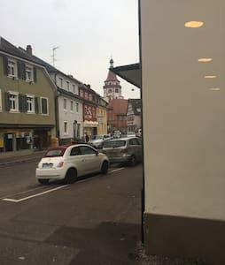 Gemütliche 1 1/2 Zimmer(Stadtmitte) - Gengenbach
