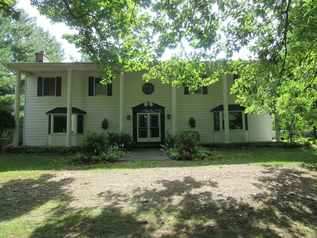 2016 Kitchen, 6 BR, 2F/2H bath, Southern Colonial - Williamston - Hus