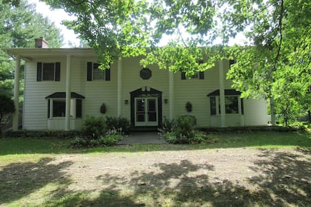 2016 Kitchen, 6 BR, 2F/2H bath, Southern Colonial - Williamston - House