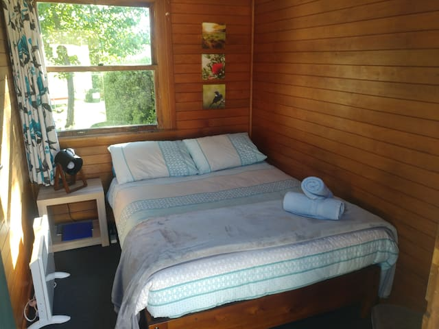 Economy Double Cabin at Waiau Motor Camp
