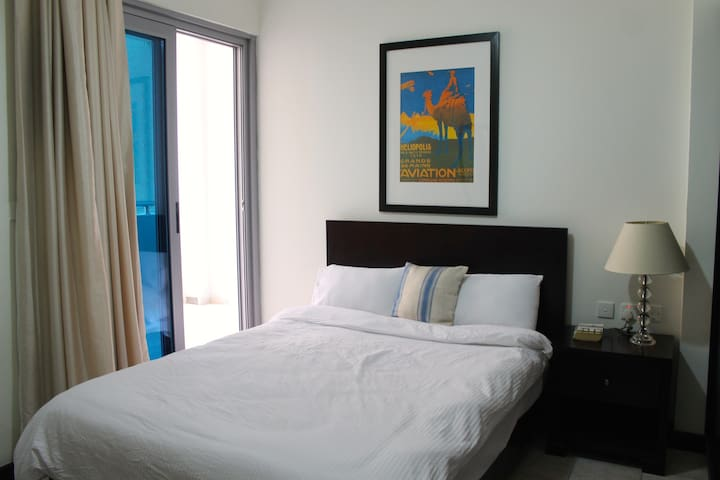 Room in Beautiful Inner City Apartment - Doha - Apartment