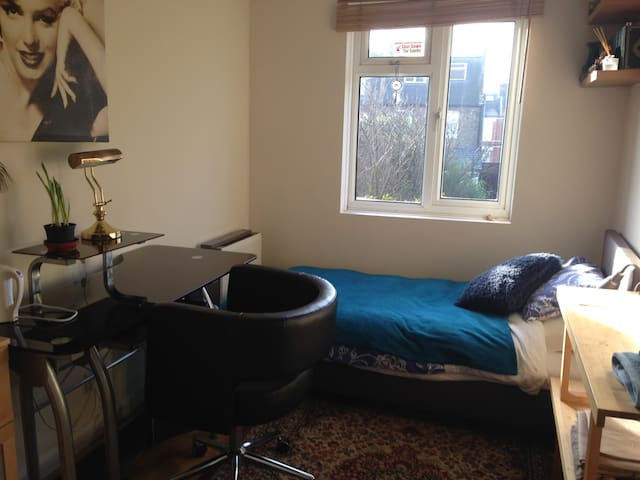 Spacious single room in Wimbledon