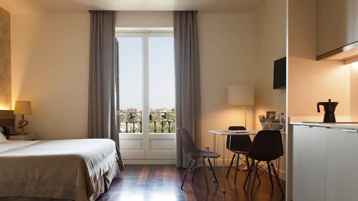 Apartamento Familiar con vistas a Passeig de Colom