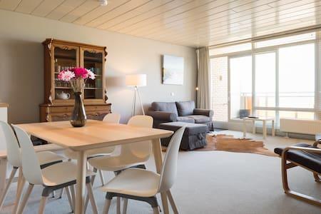 Comfortable apartment with sea view! - Noordwijk