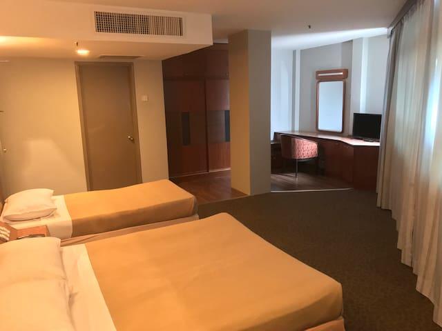 Panorama Hotel Taiping Family Room