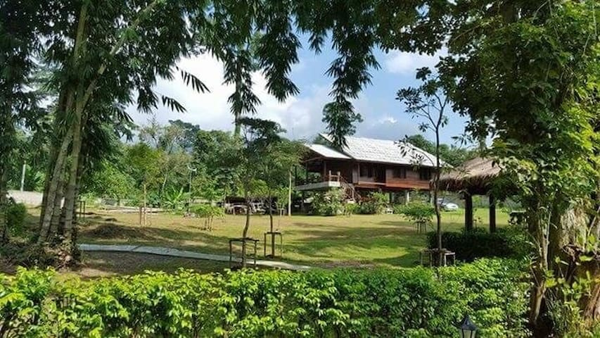 Chomdoi House