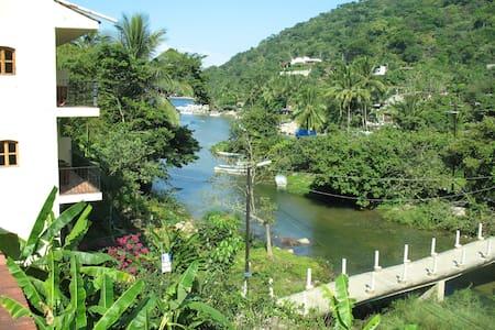 Jungle Paradise-Casa Ceresa - Boca de Tomatlan - Appartamento