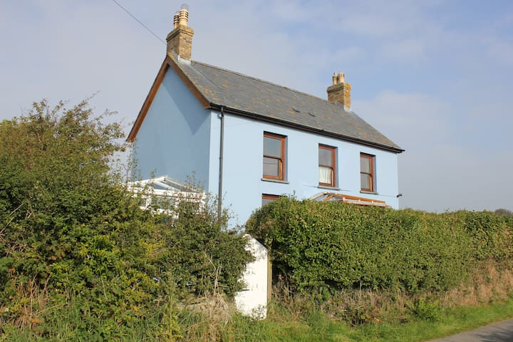 Foel Holiday Cottage, West Wales - Blaencelyn - Huis