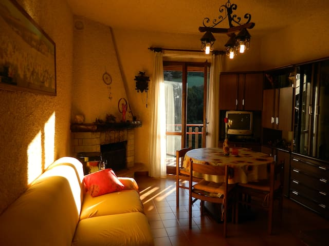 un alloggio nella pace - Scullera - อพาร์ทเมนท์