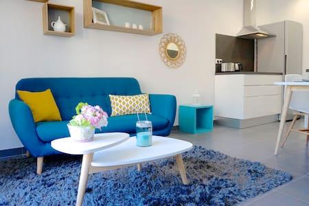 Appartement 2 pièces climatisé neuf et moderne - Beaulieu-sur-Mer - Apartment