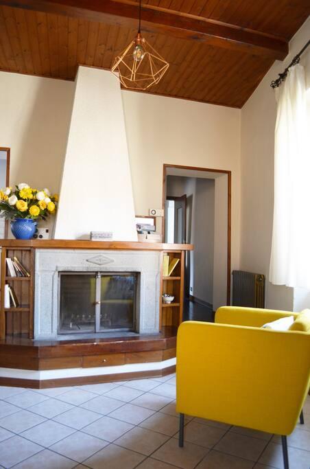 Soggiorno -- Living room