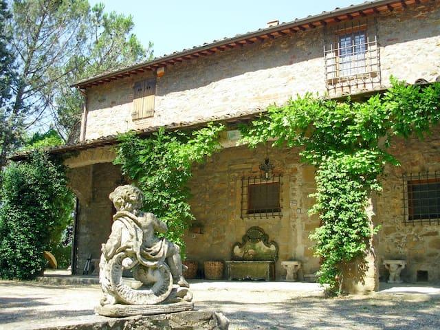 XIII Century Ex Convent in Donnini