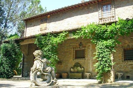 XIII Century Ex Convent in Donnini - Donnini