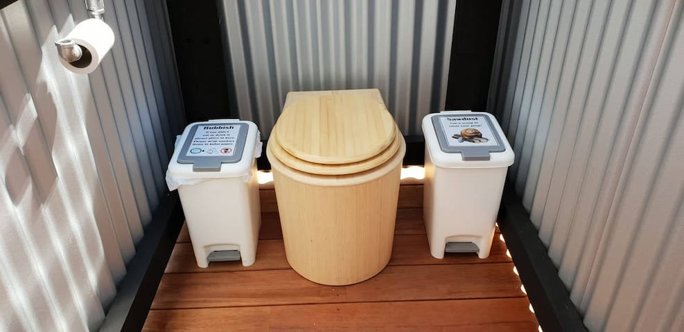 Bambooloo - Compost toilet