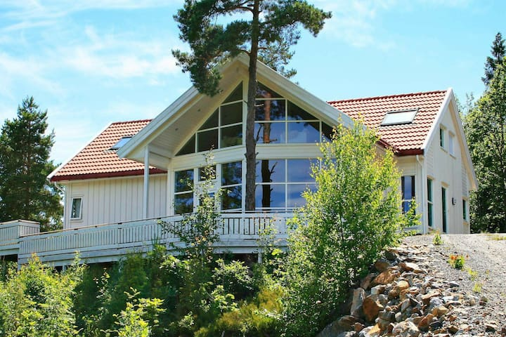 4 star holiday home in Tvedestrand