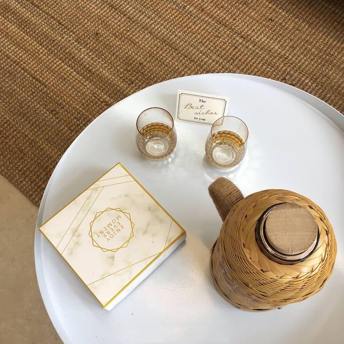 茶几休闲区
