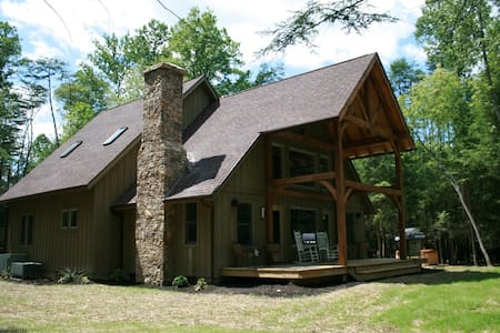 Luxury cabin on the rim of Gauley Canyon - Hemlock - Hico - Cabin