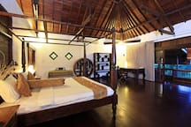 Our spacious bedrooms