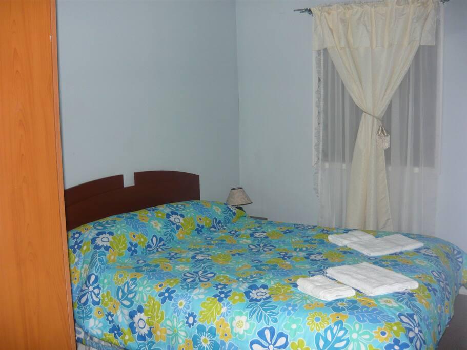 Habitaciones con baño privado o compartido