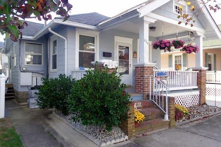 Second Street Cottage - Ocean City - Hus