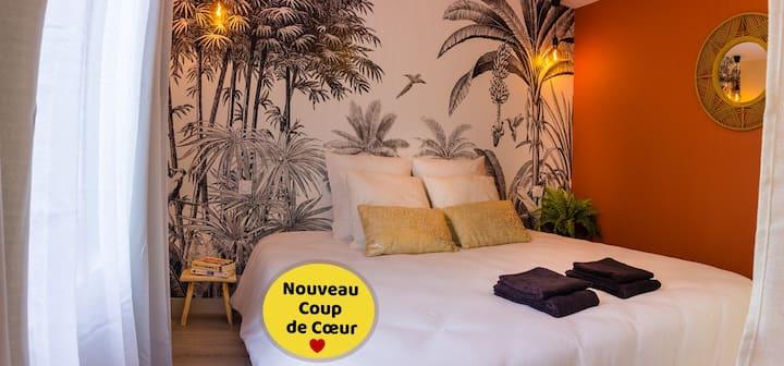 🌟SUPERBE Appt RDC Lorient centre NEUF tout ÉQUIPÉ