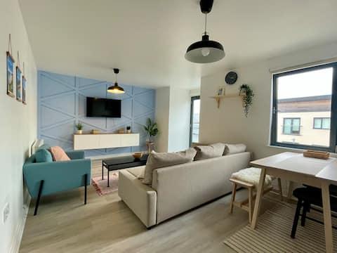 Family Friendly Luxury Maritime Apartment