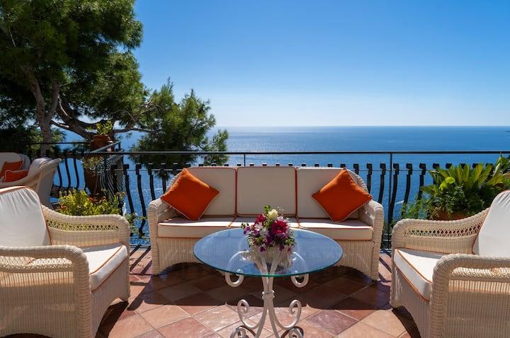 Luxury Panoramic Positano Suite