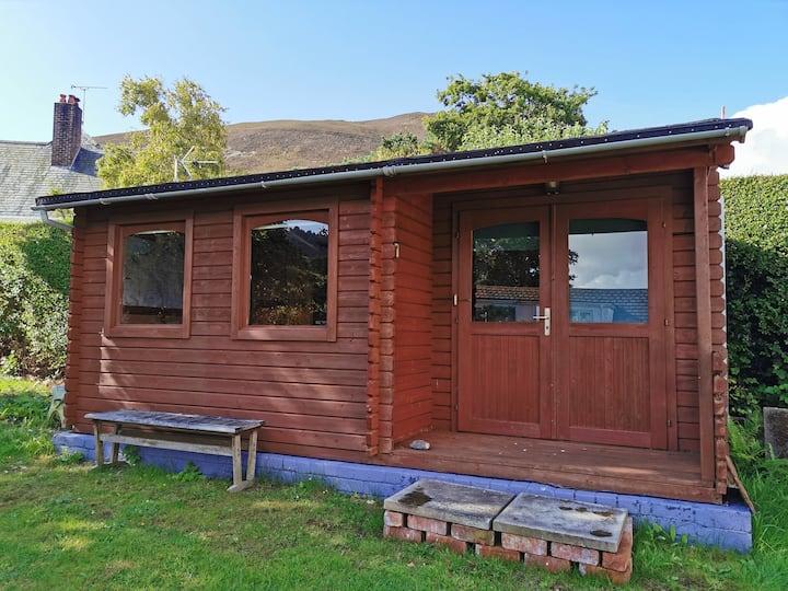Cabin - Camping Municipal!