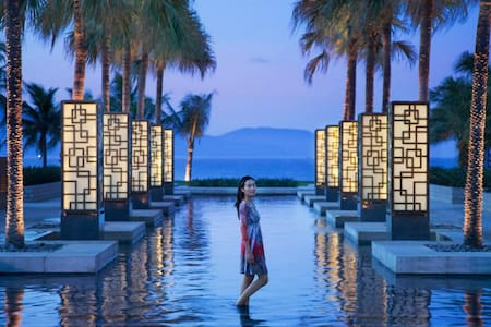 Luxury Ocean View Apartment within HYATT Resort 5* - Đà Nẵng - アパート