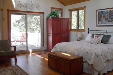 Cozy Cottage near Warren Dunes - Sawyer - Haus